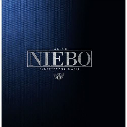 Płyta Paluch - Niebo - BOR - BIURO OCHRONY RAPU