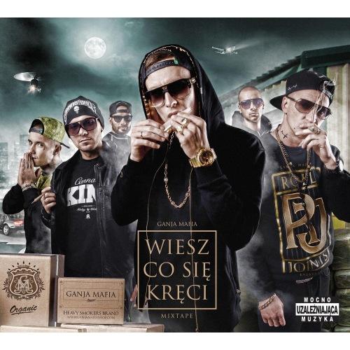 Płyta Ganja Mafia - WCSK - GANJA MAFIA