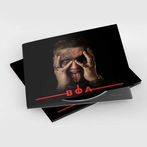 Płyta - Reto - Boa - NEW BAD LINE