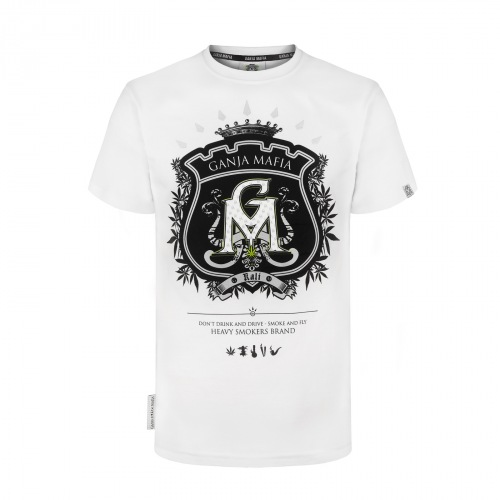 Koszulka Ganja Mafia - Herb - GANJA MAFIA