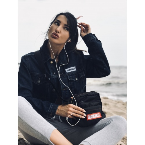 Saszetka Diamante Wear - Sydney - DIAMANTE WEAR