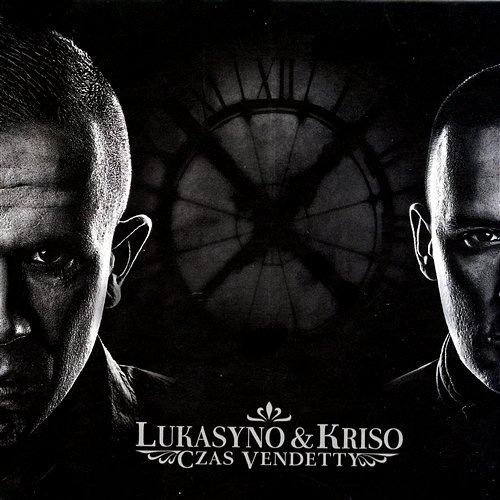 Płyta - Lukasyno & Kriso - Czas Vendetty - PERSONA NON GRATA