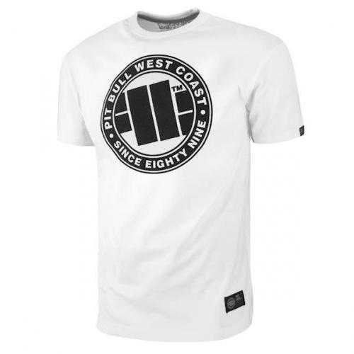 Koszulka Pit Bull - Chest Logo - PIT BULL WEST COAST