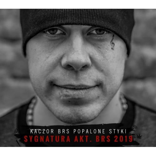 Płyta - Kaczor BRS - Sygnatura Akt - PATRIOTIC