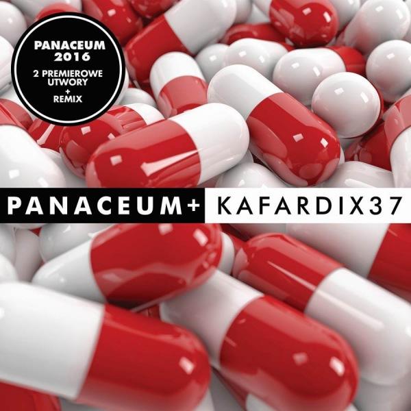 Płyta - Kafar Dix37 - Panaceum