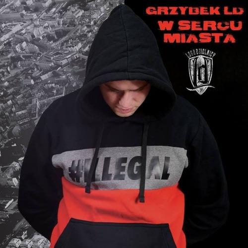 Płyta - Grzybek Logo Dzielnicy - W Sercu Miasta - Shotgun Wear