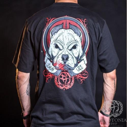 Koszulka Hipotonia - Pitbull - HIPOTONIA