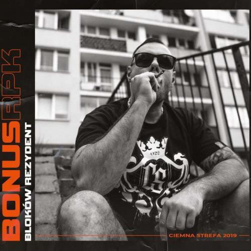 Płyta - Bonus RPK - Bloków Rezydent - CIEMNA STREFA - RPK