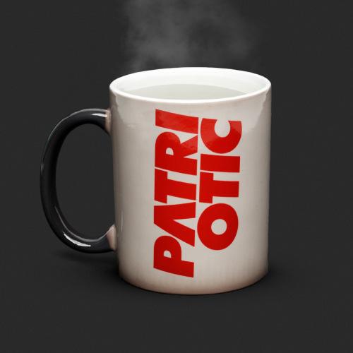 Ceramiczny Kubek Patriotic - PATRIOTIC