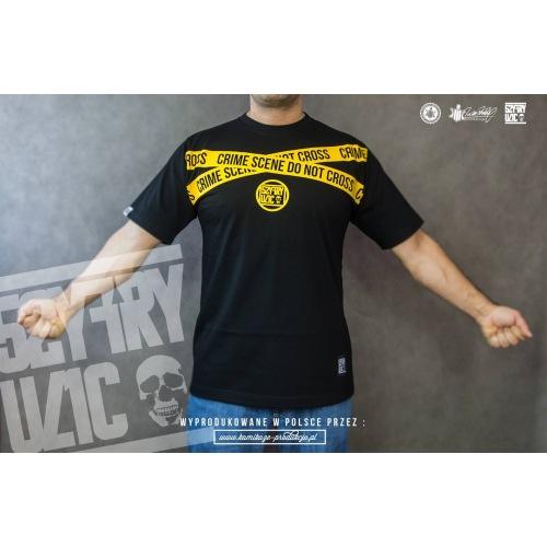 Koszulka Egon Syzyf Ulic - Crime - PERSONA NON GRATA