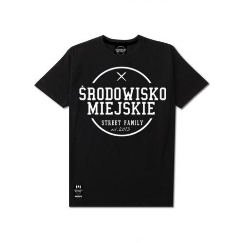 Koszulka ŚM Wear - Classic Unisex - ŚRODOWISKO MIEJSKIE