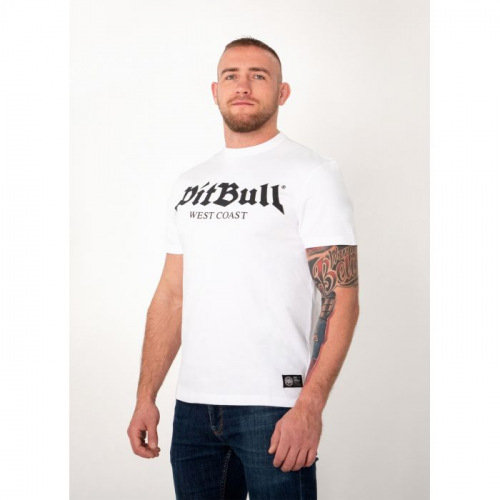 Koszulka Pit Bull - Old Logo - PIT BULL WEST COAST