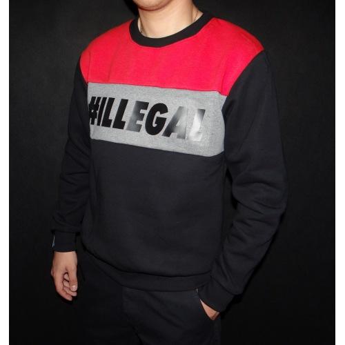 Bluza Illegal Wear - Fullprint - ILLEGAL STREET BRAND