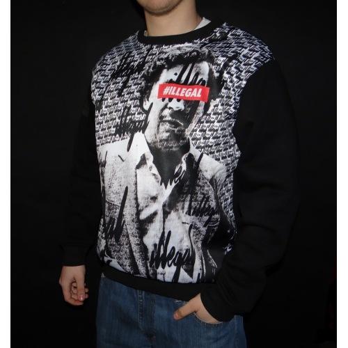 Bluza Illegal Wear - Escobar - ILLEGAL STREET BRAND