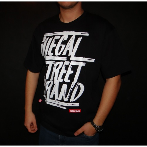 Koszulka Illegal Wear - Street Brand - ILLEGAL STREET BRAND