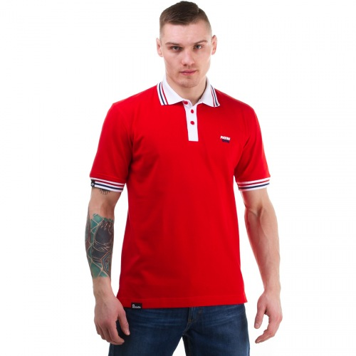 Koszulka Polo Patriotic - PATRIOTIC
