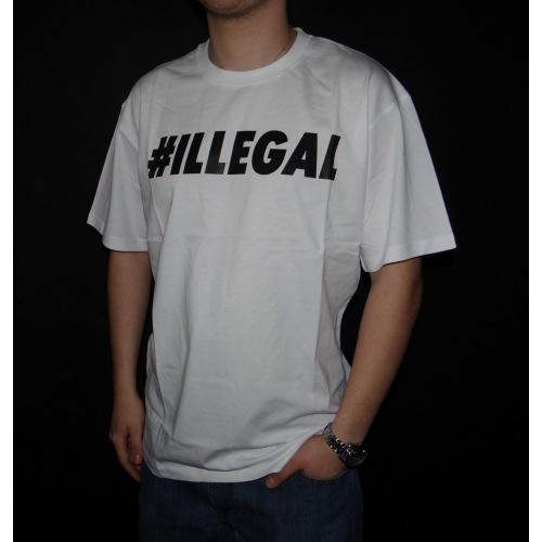 Koszulka Illegal Wear - Classic - ILLEGAL STREET BRAND
