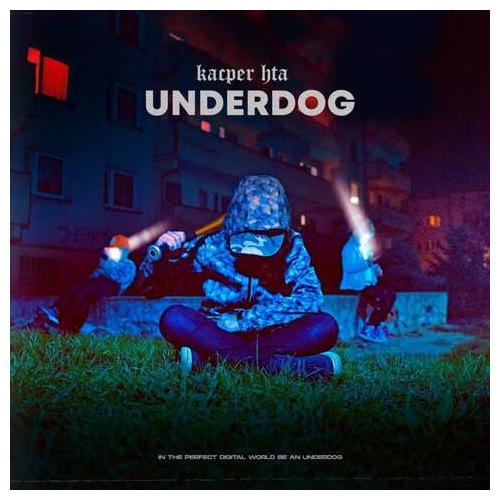 Płyta - Kacper HTA - Underdog - GHETTO WEAR