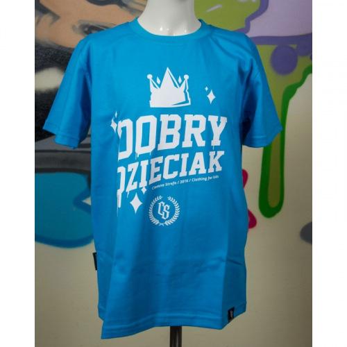 Koszulka CS Wear - Dobry Dzieciak - CIEMNA STREFA - RPK