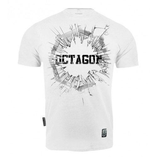 Koszulka Octagon - Crushed Logo - OCTAGON