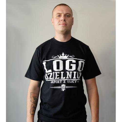 Koszulka Logo Dzielnicy - Shotgun Wear