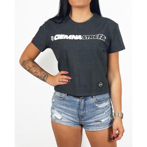 Koszulka Damska CS Wear - Crop Top