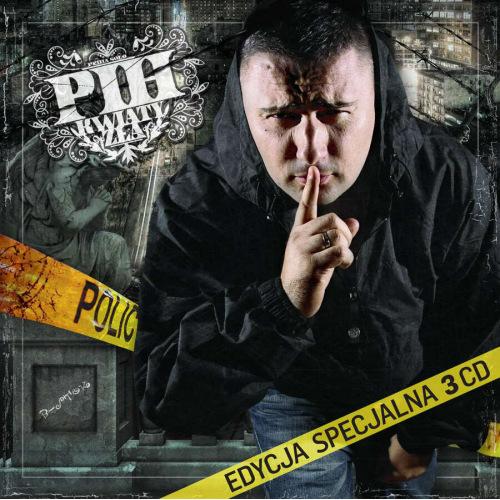 Płyta - PIH - Kwiaty Zła - PATRIOTIC