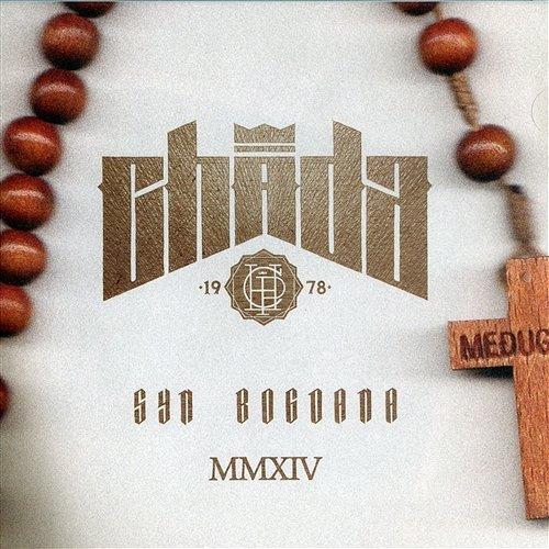 Płyta - Chada - Syn Bogdana - CHADA PROCEDER