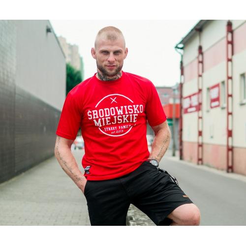 Koszulka ŚM Wear - Classic - ŚRODOWISKO MIEJSKIE