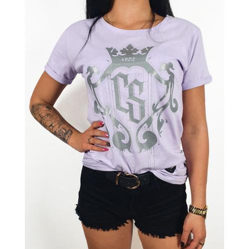 Koszulka Damska CS Wear - Herb - CIEMNA STREFA - RPK