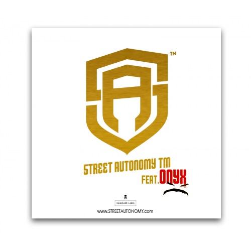 Płyta - Street Autonomy x Onyx - STREET AUTONOMY
