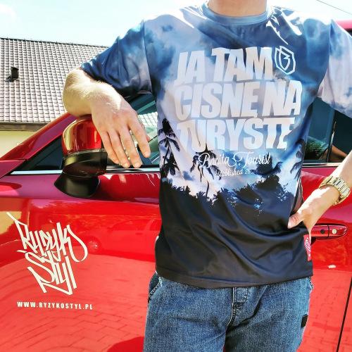 Koszulka Banita Wear - Turysta - BANITA WEAR