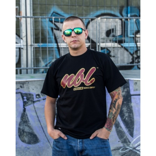 Koszulka New Bad Line - Marker - NEW BAD LINE