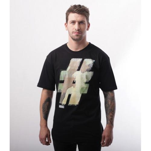 Koszulka Illegal Wear - Hasztag - ILLEGAL STREET BRAND