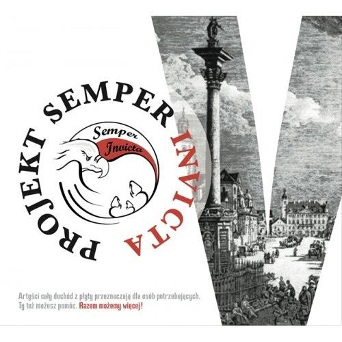 Płyta - Semper Invicta - UNIKAT -