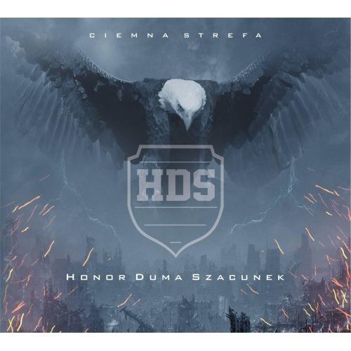 Płyta- HDS - Honor Duma Szacunek - CIEMNA STREFA - RPK