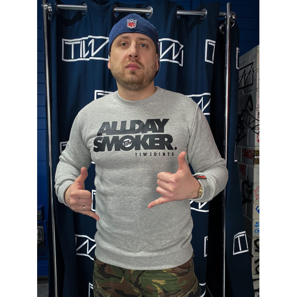 Bluza Klasyk TiW - Smoker