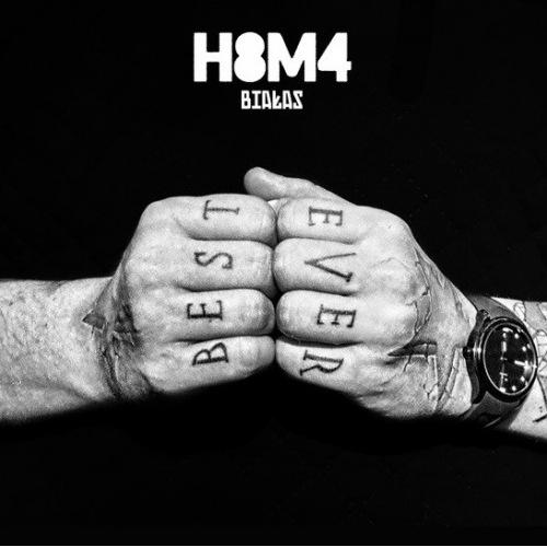 Płyta - Białas - H8M4 - SB MAFFIJA