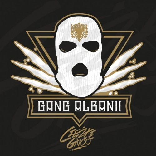 PŁYTA - GANG ALBANII - CIĘŻKI GNÓJ - GANG ALBANII