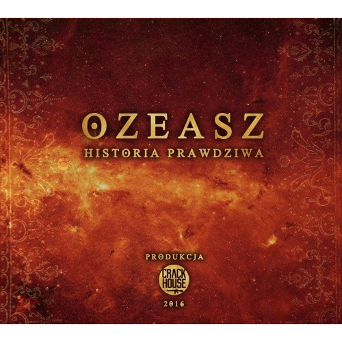 PŁYTA -  OZEASZ - HISTORIA PRAWDZIWA - BORUTA