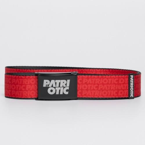 PASEK PATRIOTIC CLS - RED - PATRIOTIC
