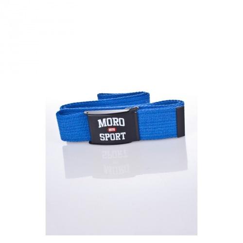 PASEK MORO SPORT / BLUE - MORO SPORT